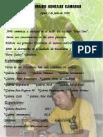REINALDO  GONZALEZ  curiculium original