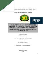 monografia de minerales