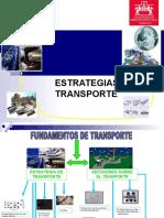 Estrategia del TRANSPORTE