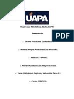Practica de Contabilidad I Tarea #3 Part. 2.docx