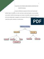 Mapas Conceptuales Diversos Mecanismos de Protección Constitucional