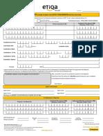03 Takaful MAYBANK EZYPAY Application Form V1.0 2018