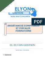 DOSSIER EL-ELYON GESTION