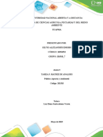 Tarea 5 Desarrollar matriz de analisis de articulos cientificos en temas agrarios y ambientales_Silvio A Idrobo