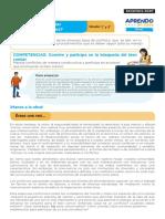 FICHA DE TRABAJO SEMANA3 CICLO VI DPCC