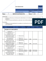 Programa de Auditoría Operacional