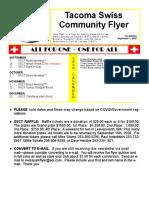 Tacoma Swiss Flyer - September 2020