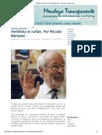 Verbitsky el rufián. Por Nicolás Márquez.pdf