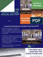 PROTOCOLO DE CONVIVÊNCIA DA PIPP COM A COVID-19