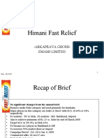 HFR media Plan