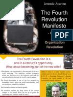 Fourth Revolution Manifesto part5 - the Organization Revolution