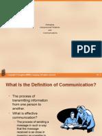 MP Communication