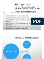 ppt theories in motivation