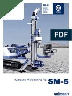 ERKE Group, Soilmec Minipiling Rig SM5