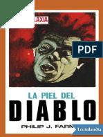 La piel del diablo - Philip Jose Farmer