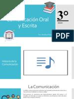 Comunicación Oral y Escrita (Part 1)