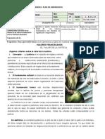 FICHAS DE ACTIVIDADES FRANCISCANISMO 6