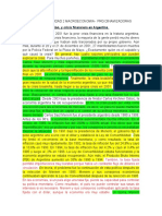 CASO PRACTICO UNIDAD 2 MACROECONOMIA - PREGUNTAS DINAMIZADORAS