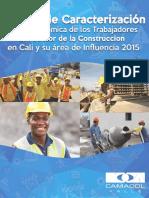 estudio caracterización sector construcción 2015