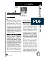 Penguin Readers Fact sheets