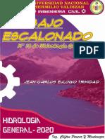 Trabajo Escalonado N° 13-Hidrologia General