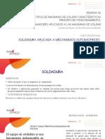 Semana6 - TIPOS DE MAQUINAS DE SOLDAR