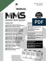 MMS 407C Manual de Service