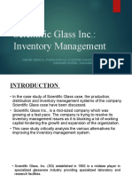 Scientific Glass Inc final ppt.pptx