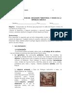 Guía sobre Roma, Economía romana, legado, crisis y decadencia  7° básico 2020