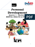PERDEV_Q1_Mod4_Mental Health and Stress