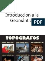CLASE 1. INTRODUCCION A LA GEOMATICA