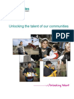 Unlocking the Power of Our Communities