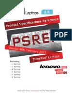 Lenovo Thinpad series
