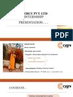 CYGNI ENERGY PVT. LTD