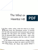 The Wind On Haunted Hill and Romi and wildfire