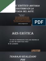 Comic Erótico Historia. El erotismo en la Historia del Arte