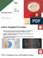 SIP Presentation Shalu Dubey Marketing PGDM