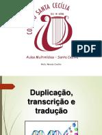 RNA e DNA Transcricao.pdf