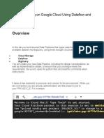 3_ETL Processing on Google Cloud Using Dataflow and BigQuery