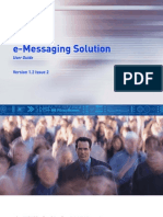 E-Messaging Users Guide