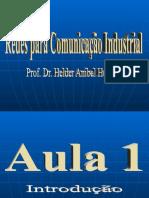Redes para Automação Industrial - Aula 1