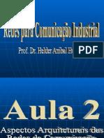 Redes para Automação Industrial - Aula 2 - Aspectos Arquiteturais das Redes de Comunicação