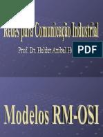 Redes para Automação Industrial - Aula 3 - Modelo ISO - OSI