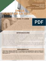 22._Mi_Audiencia_Fuera_De_La_Iglesia_-__William_Llanos_-_Agosto_17_a_23