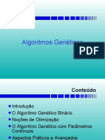 Aula 07 - Algoritmos Genéticos
