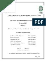 Evaluación de pérdidas de transformadores de distribución y tipo subestación