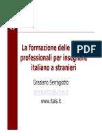 6-La formazione delle figure professionali per insegnare italiano a stranieri.pdf