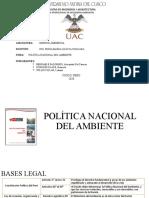 POLÍTICA NACIONAL DEL AMBIENTE.pptx