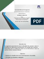 amperimetro, clasificacion d medidas