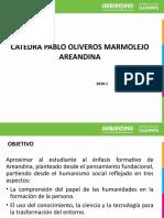 EJE 1 - CÁTEDRA PABLO OLIVEROS